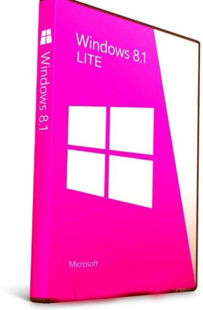 Windows 8 1 Pro Update 3 v2 Super Lite CD Edition