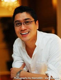 Rizalman Ibrahim, iconic Malaysian Designer.