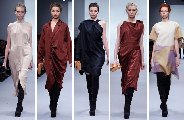 Julia y Renata -- Standout Collections From Mexico Fashion Week