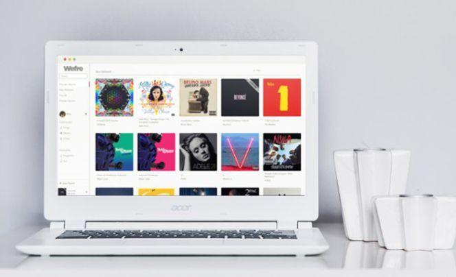 Wefre frente a Spotify Free ¿cuál es el mejor para escuchar música gratis y legal?