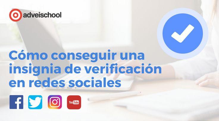 Cómo conseguir una insignia de verificación en Twitter, Facebook, Instagram y Youtube. Cómo conseguir una insignia de verificación en redes sociales