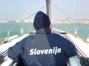 Cross the sea to Venice