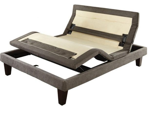 Chocolate Transitional Leather Frame Serta Motion Custom Adjustable Twin XL 30 Best Adjustable Beds Ideas To Upgrade Your Bedroom Design