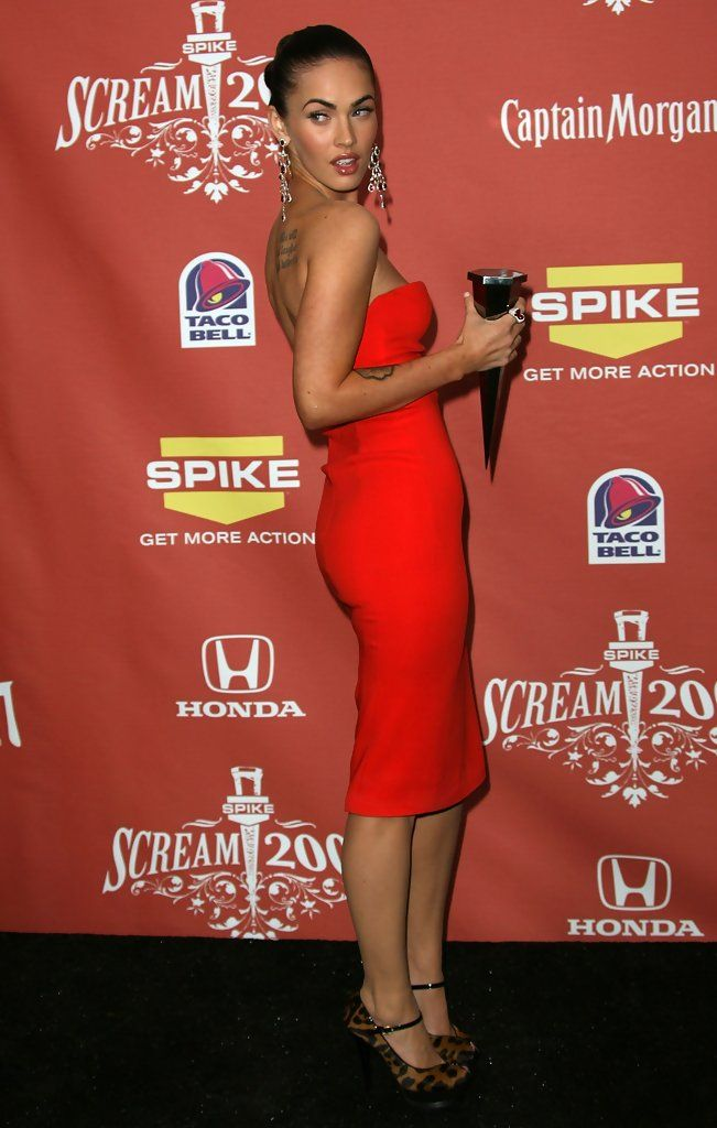 Megan Fox Photos: Spike TV's Scream 2007 - Press Room