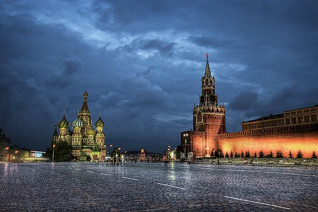 Explore The Beauties Of Moscow