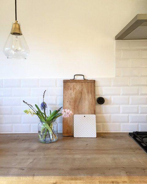 66 best Küche images on Pinterest Kitchen ideas, Kitchen modern - fliesenspiegel glas küche