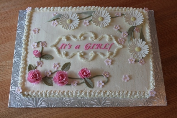 shower baby shower ideas girl cakes baby cakes baby shower sheet cakes