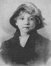 Christine Klein, a victim of Peter Kurten.