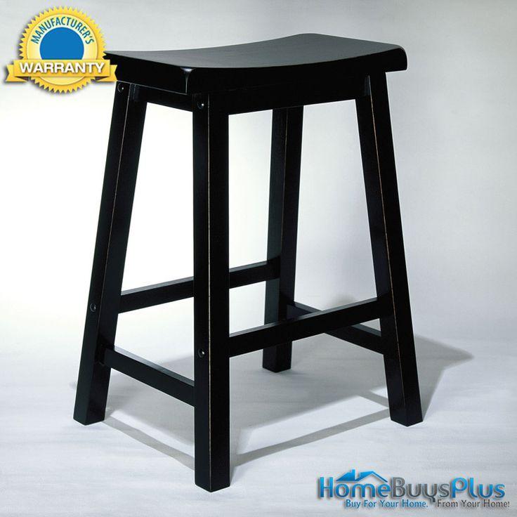 Quot Antique Black Quot Sand Through Counter Stool 24 Quot Seat
