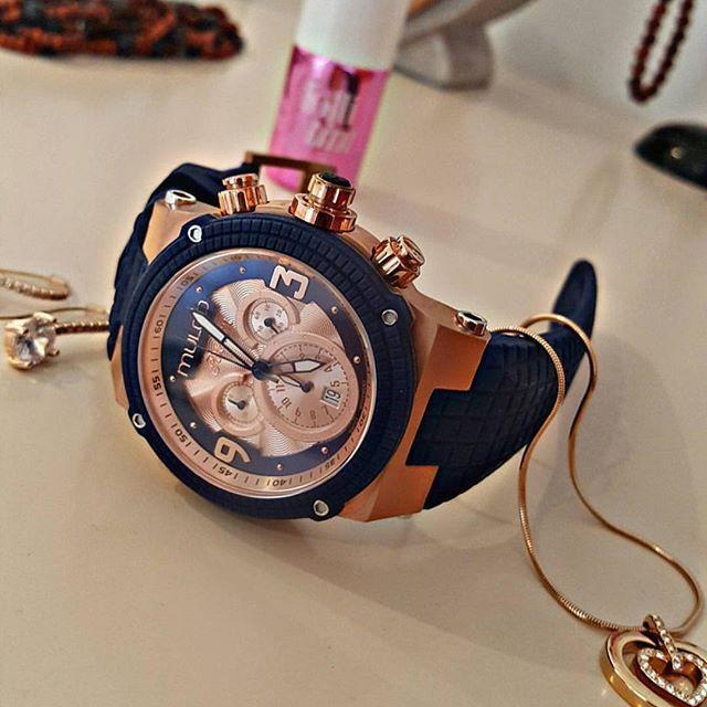 Un #Buen #Reloj #Mulco siempre te acompaña en tus mejores momentos.  Pregunta por nuestro catálogo de productos con precios de promoción para redes sociales a través de Whatsapp +58 414 0203617 o escríbenos a info@mulcomania.com para hacerte llegar la información.  #Mulco #MulcoIlusionCube #MulcoWatches #MulcoReloj  #MulcoVzla  #Reloj  #Tiempo #SwissMovement #Suizo #Watches #Moda #Fashion  #Amor #Regalo #Selfie #Accesorios #Promocion #Desea  #Venezuela  #Mulcomania  AgenteAutorizado…