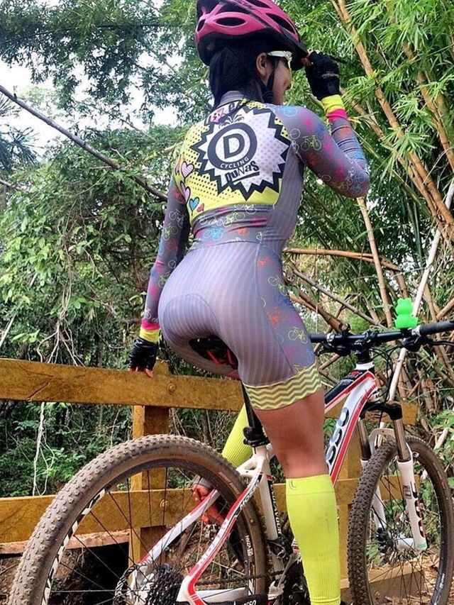 (MTB) > too sexy to mountain bike, but I'm ok with that-