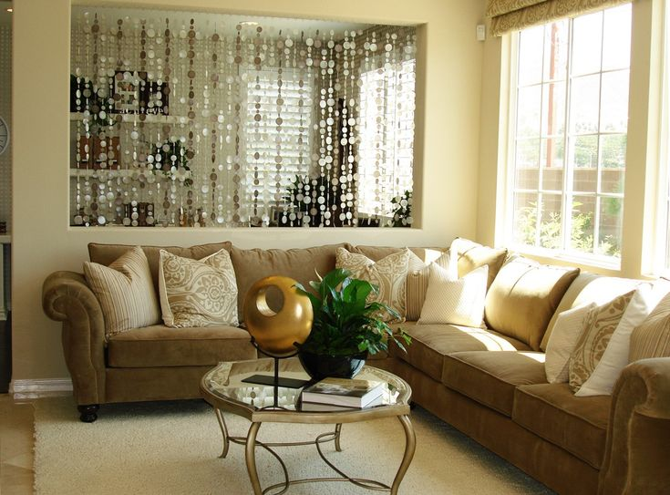 House Neutral Living Room Interior Decorating: Warm Neutral Living Room  Interior Design With Corner Sofas Part 66