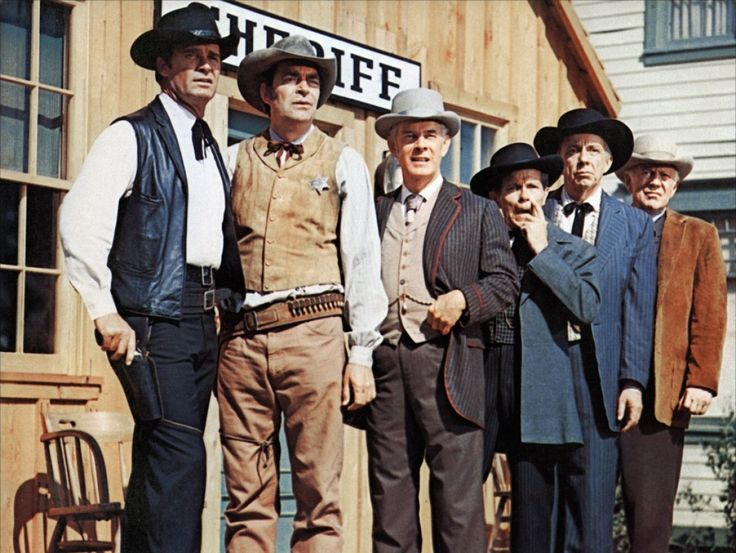 "One of my Fave James Garner Movies, ""Support Your Local Sheriff"""