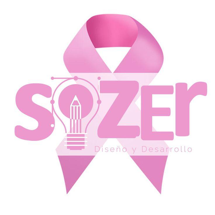 Sozer se une al movimiento Octubre contra el Cáncer de Mama, ya que nos afecta a todos. #Sozer #SozerDesign #social #Graphic #graphicDesign #SocialMedia