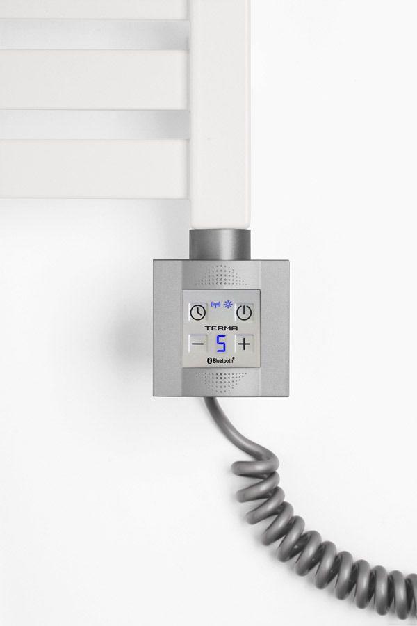 Eine Design Heizpatrone Fur Ihren Heizkorper Mit Bluetooth Bluetooth Design Patronen