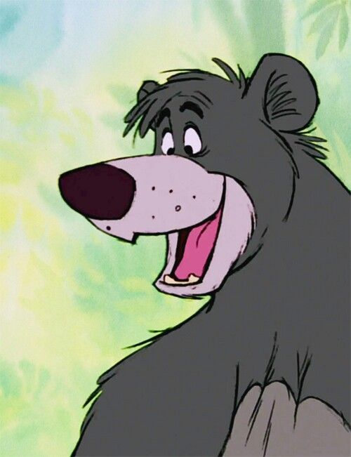 Baloo, The Jungle Book