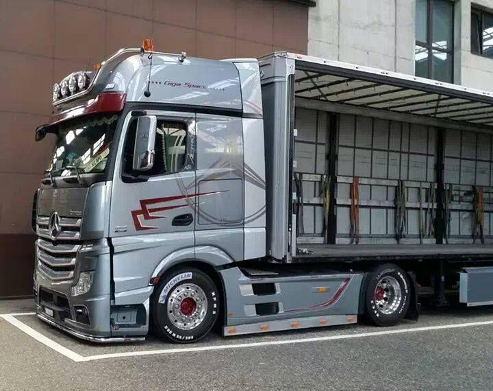 Mercedes benz actros europe trucks pinterest for Mercedes benz europe