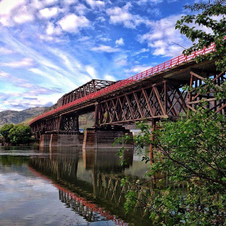Red Bridge, Kamloops