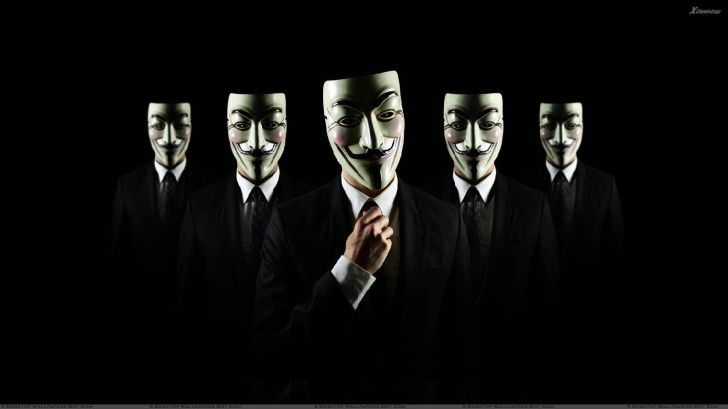 Anonymous Wallpapers: Anonymous Family HD Wallpaper ~ celwall.com Art Wallpapers Inspiration