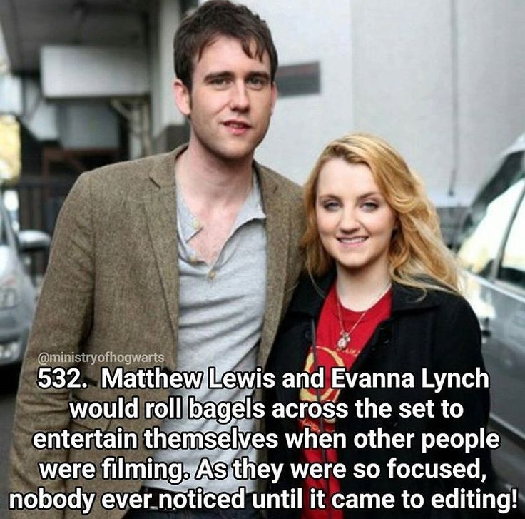 Harry Potter funny Cast Fact