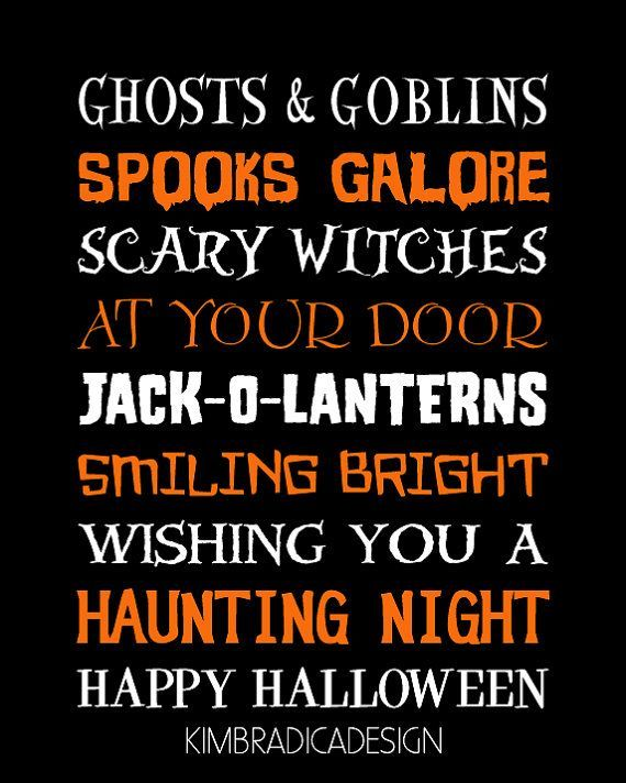 Happy Halloween Quotes And Sayings: 52 Best Halloween Quotes Images On Pinterest