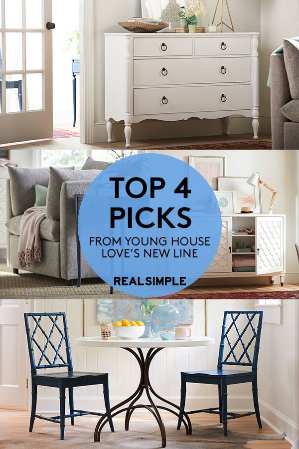 Young House Love Launched A Line Of Life Proof Furniture At Wayfair Top 4 Picks Beautiful Durable And Super Affordable Check