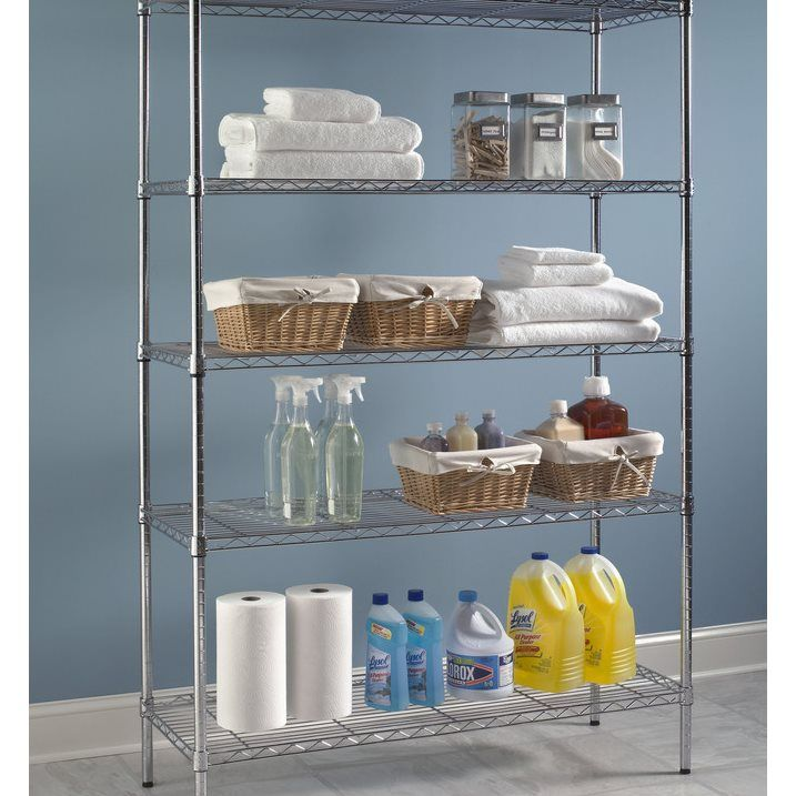 A Shelf 58 15c 5 Chrome Pull Out Basket: 106 Best Simply More Space Images On Pinterest