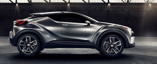 2018 toyota chr usa release date toyota cars and auto manufacturers. Black Bedroom Furniture Sets. Home Design Ideas