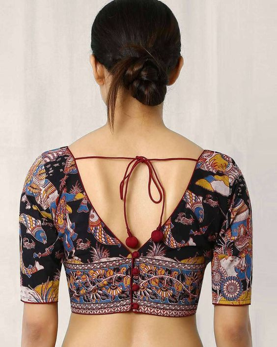 ndie picks designer blouse