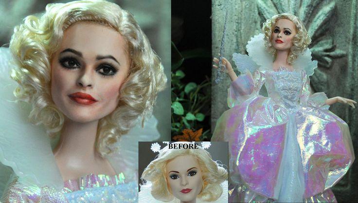 Noel Cruz, is an artist who repaints dolls of famous characters and make them look exactly the same!Κούκλες χαρακτήρων που ομοιάζουν εκπληκτικά με τους ηθοποιούς που τους υποδύονται! | have2read