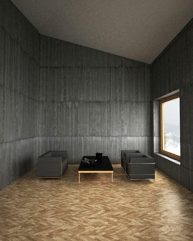 Atelier B. - Rencontre un Archi    Prenez rendez-vous avec nos Archis sur le site www.rencontreunarchi.com    rencontre un archi, maison, construction, architecte, architecture, gris, contemporain, design, art