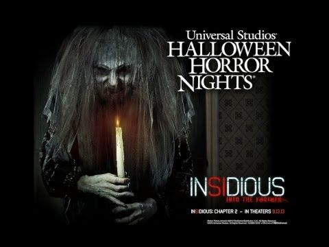 experience the further as insidious haunts universals halloween horror nights - Halloween Trailers