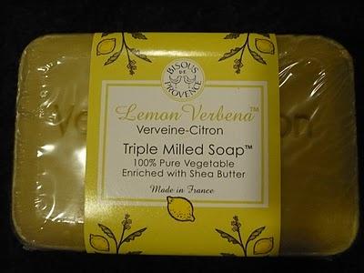 Trader Joe's Lemon Verbena Soap - Made in France - Amazing Scent & very similar to L'OCCITANE Lemon Verbena Soap.