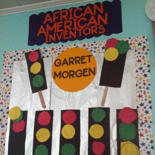 African American Inventors. Black History Month. | Preschool ...