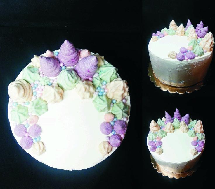 MERINGUE CAKE by PAU