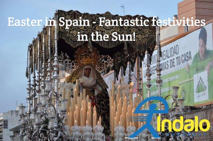 Easter in Spain – Fantastic festivities in the Sun! | Indalo Transport