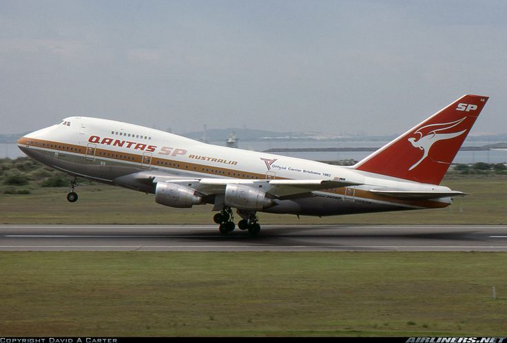 Boeing 747SP-38 aircraft picture