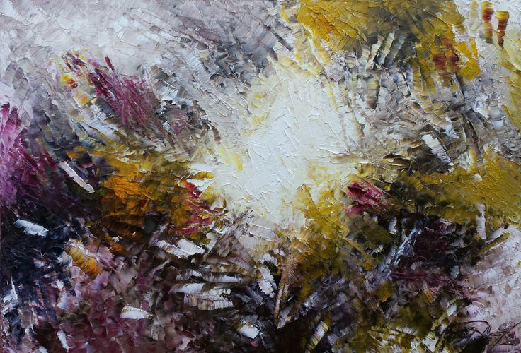 oil on canvas 70 x 50