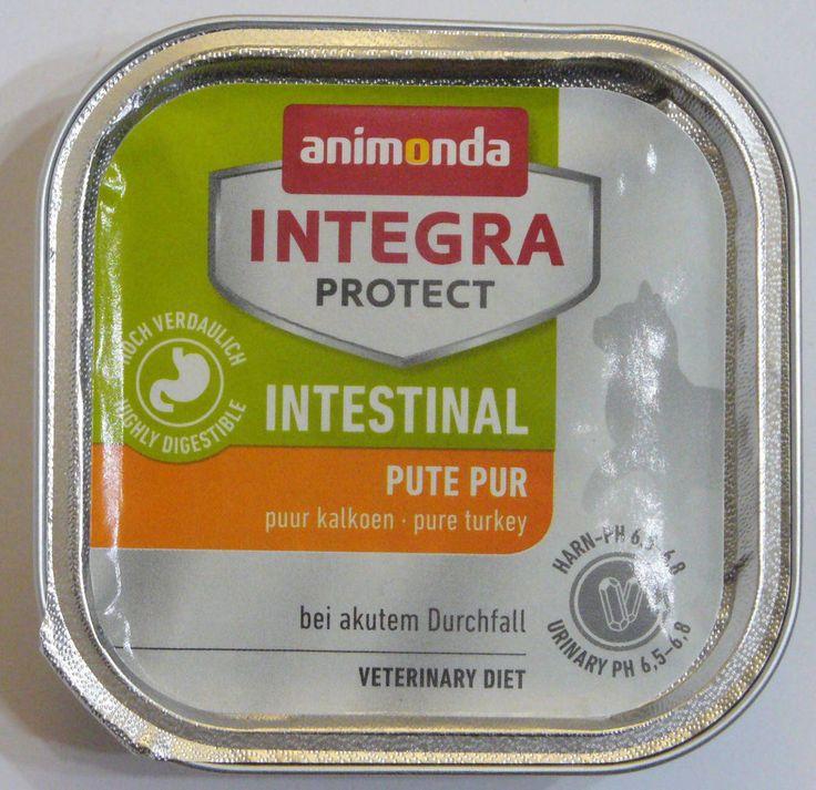 Animonda Integra Protect Intestinal Pute pur 18 x 100g Katzen Nassfutter  Wenn die Katze mal wieder krank ist...