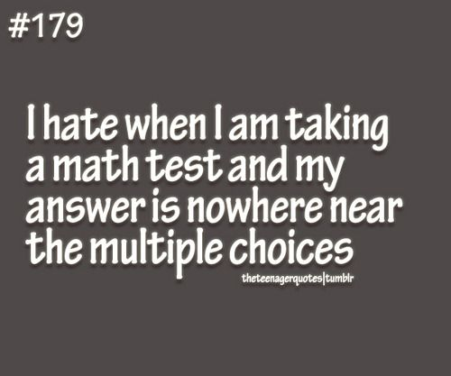 Quotes About Hating Math: Best 25+ Math Quotes Ideas On Pinterest