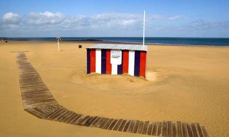 Margate Beach kent England