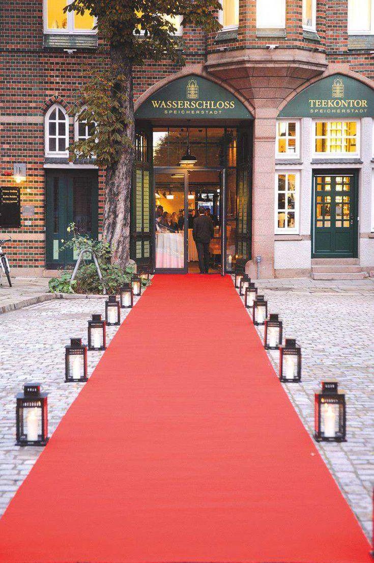 Aussentraustelle des Standesamts Hamburg–Mitte Wasserschloss Speicherstadt #weddinglocationsindustrial