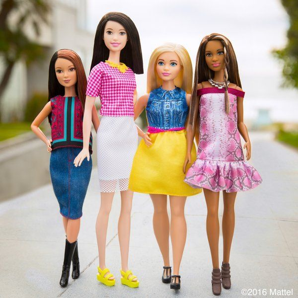 Parenting Teens for a Healthy Body Image—Can Barbie Help? Help your daughter develop a positive body image. | Susan Newman PhD | Psychology Today | Whether or not the new Tall, Petite, or Curvy Barbies help regain Barbie's iconic position in the doll world is anyone's guess. What we do know is that by the time girls reach their teen years body image is uppermost on their minds.