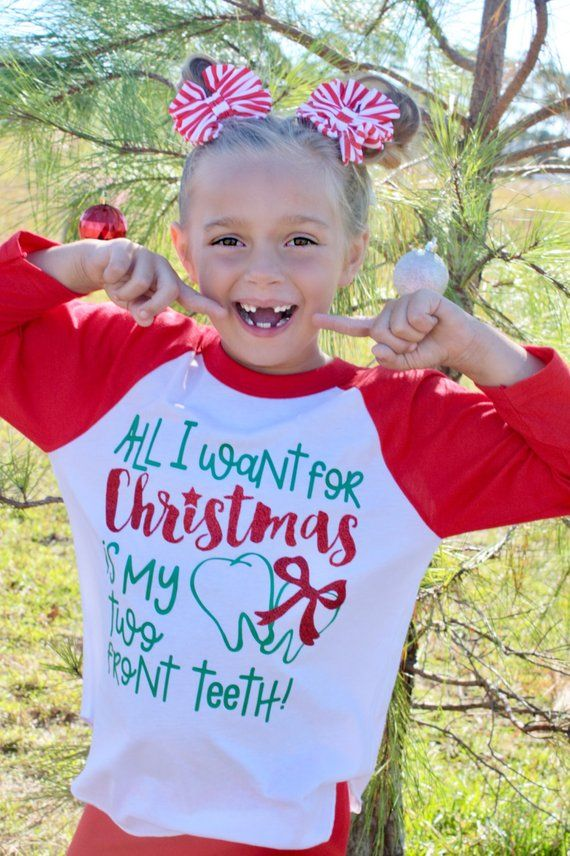 Kids Holiday Shirts All I Want For Christmas Is My Two Front Etsy In 2020 Christmas Shirts For Kids Kids Holiday Shirt Christmas Shirts