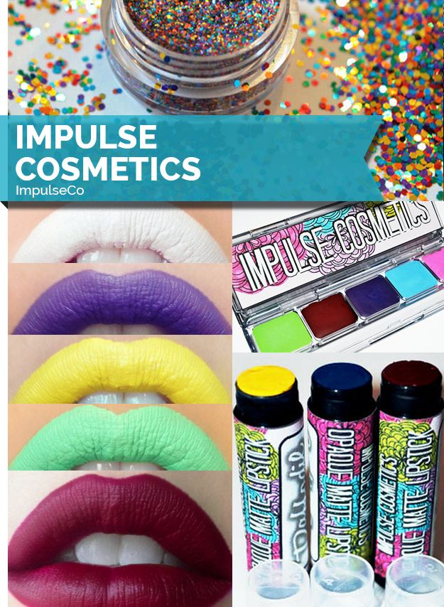 Impulse Cosmetics   10 Cult Beauty Brands On Etsy You Had No Idea Existed Sure, this shop has a lot of eyeshadows, but its lipsticks are some of the best things on Etsy. The Opaque Matte Lipsticks ($6.99) have great, bold coverage and range from black to pastel green.