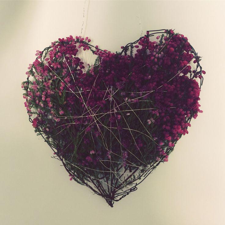 Ljung-hjärta