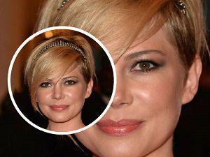 Yuvarlak yüzler için saç modeli oldukça fazladır ve küçük detaylara dikkat ederek yuvarlak hatlı yüzünüzü daha ince uzun göstermek mümkün.