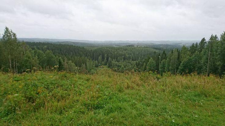 Laajavuori, Jyväskylä, Finland 62.257956°N, 025.684104°E Laajavuori