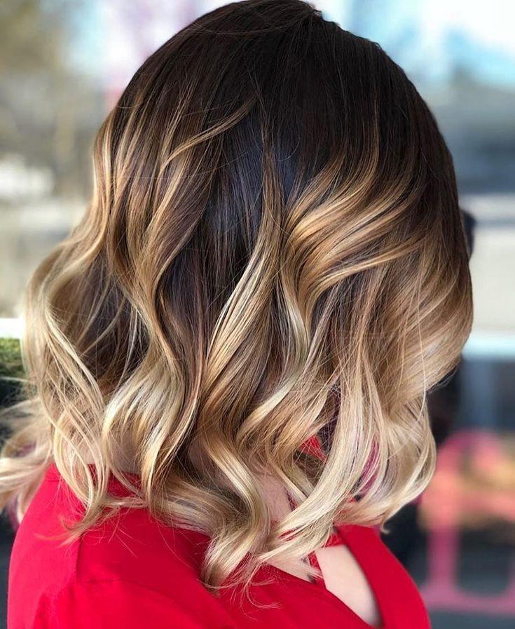 балаяж виды покраски волос фото студийного света мини