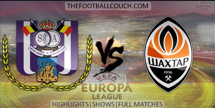 [Video] Europa League Anderlecht vs Shaktar Donetsk Highlights - http://ow.ly/ZE2nq - #RSCAnderlecht #ShaktarDonetsk #soccer #Europa League #football #soccerhighlights #footballhighlights #europeanfootball #UEFAEuropaLeague #thefootballcouch